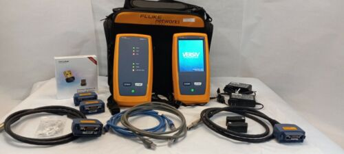 Fluke DSX-8000 Cable Analyzer, Cat 6/8 Cable Certifier, 90 Day Warranty