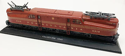 4910 Pennsylvania E-Lok Standmodell Spur H0