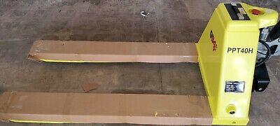 4000 Lb. Semi Electric Pallet Jack-free Shipping