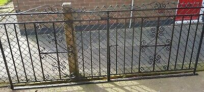 Solid metal gate