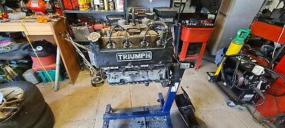 triumph dolomite sprint 2.0 16v complete engine including alternator and clutch