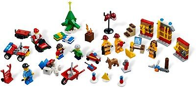 LEGO City 4428 2012 Advent Calendar 100% Complete w/ Instructions and Minifigs
