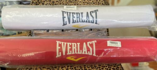 EVERLAST BOXING RING - TURN BUCKLE COVERS RED,WHITE, BLUE AND BLACK -  NEW