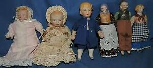6 hand made artist porcelain dolls 2 are  all porcelain with Port Macquarie Port Macquarie City Preview