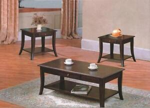 COFFEE TABLE SET SALE !! LIMITED STOCK (AD 535)