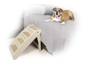 New  Solvit PetSafe PupSTEP Plus Pet Stairs, X-Large Steps Condition: New , Foldable Steps for Dogs and Cats, Best fo...