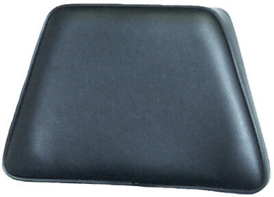 Amss7065 Small Backrest Cushion Black Vinyl For Case 770 870 970 Tractors