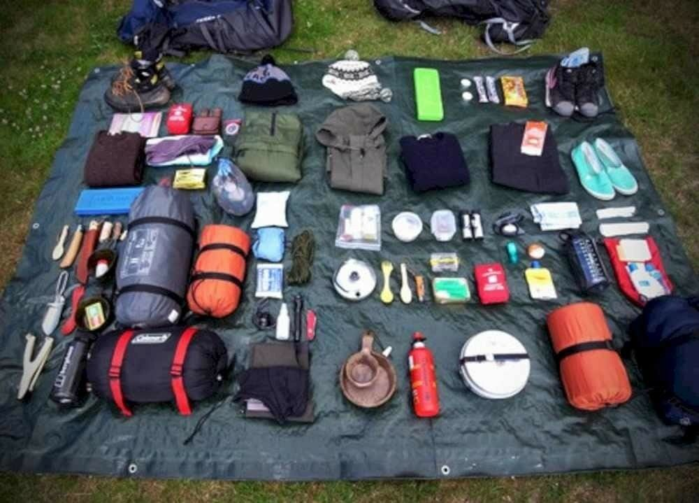 Selection Of Camping Gear In Colinton Edinburgh Gumtree