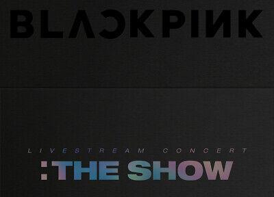 [DVD] BLACKPINK 2021 THE SHOW DVD+Photobook+OnPackPoster+FreeGift+EXPRESS SHIP