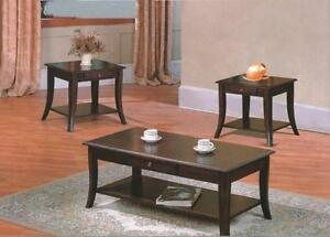 SALE ON COFFEE TABLE SET !! LIMITED STOCK (AD 534)