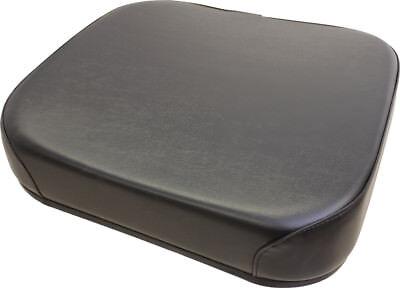 Ac7001sv Seat Cushion Black Vinyl For Allis Chalmers 175 185 200 Tractors