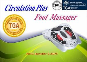 Brand New Circulation Booster Foot Massager Far-Infrared Moorabbin Kingston Area Preview
