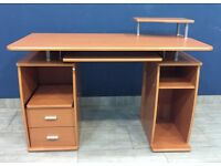 Brand new 2 drawer computer / office desk