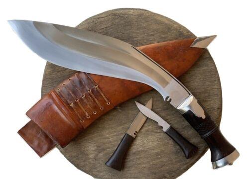 GURKHA PANAWAL BUDUNE WIDE BLADE KHUKURI KHUKRI KUKRI KNIFE 14-INCH