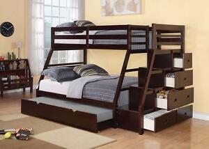 lit superpose lit et matelas dans ville de qu bec. Black Bedroom Furniture Sets. Home Design Ideas
