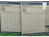 Lindam safety gate brand new