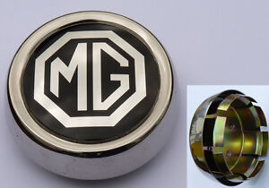 MGB & MGBGT Rostyle Wheel Centre Caps & Badges, MG part AHH9268