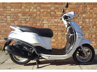 Yamaha delight 115cc, part ex to clear