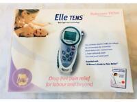 Elle TENS Machine - £15
