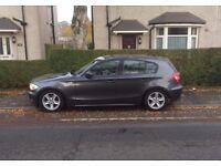 BMW 1 SERIES 120d SPORT 2005 163bhp HATCHBACK EXCELLENT CONDITION