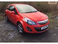 2013 VAUXHALL CORSA SXI 1.2, 16V FULLY HPI CLEAR ,EXCELLENT CONDITION