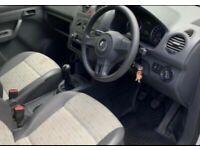Volkswagen, CADDY, Panel Van, 2013, Manual, 1598 (cc)