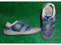 Clarks boys shoes size 11 1/2 F