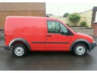 Ford transit connect ex royal mail