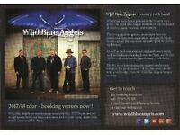 Lead Vocal wanted for Southern Country Rock Band