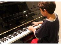 Piano & singing lessons by experienced and friendly teacher in Airdrie