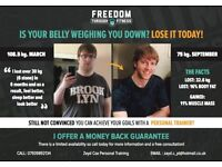 Personal Trainer in Hounslow & Twickenham; Fat loss / Body Transformation