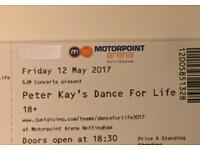Peter Kay's Dance For Life Nottingham Arena
