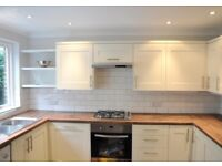Fabulous 3 bedroom house with garden and garage in Vauxhall/Oval