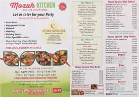 Catering-Mozah Kitchen