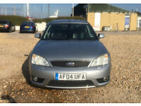 2004 Ford Mondeo ST220 3.0 V6 Petrol