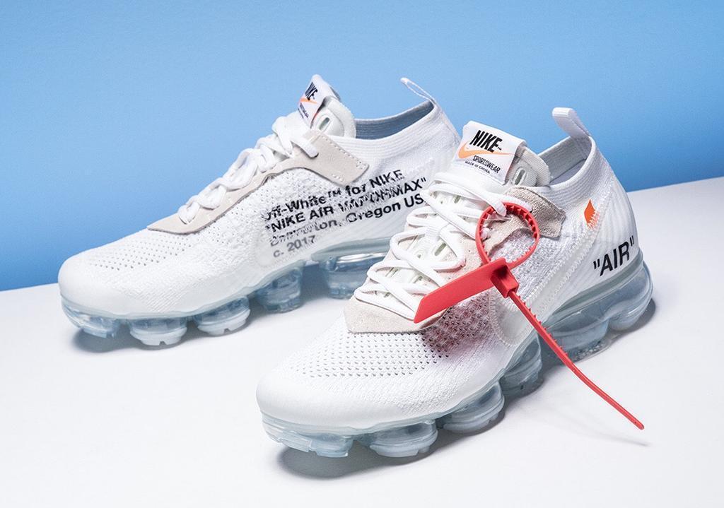 Nike Air vapormax x off white