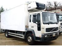 2006 VOLVO FL6,220 FERFIGERATED BOX 18TONNER 4X2 1 OWNER LOW KMS CAN TAKE TO PORT 4 XPORT IF NEEDED