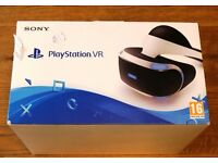 Playstation VR PS VR Brand New RRP £349.99