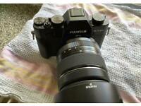 Fujifilm xt30 and 16-80 lens