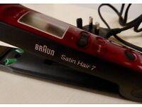 Braun Satin Hair 7 Straighteners