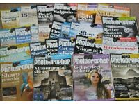Amateur Photographer Magazine x25 and Outdoor Photography Magazine x16 Issues Used