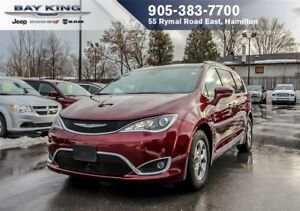 2017 Chrysler Pacifica TOURING L PLUS, TOW PKG, SAFETYTEC GROUP,
