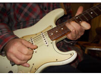 Guitar teacher looking for students in Duns