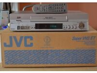 JVC VHS Video Cassette Recorder