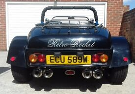FORD CORTINA BASED 3 LITRE V6 ESSEX, SCORHILL CLASSIC KIT CAR , BUGGY, SHOW CAR CUSTOM