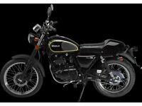 * Brand New 2017 * Herald Classic 125cc. 2 year Warranty. Free Nationwide Delivery. Main Dealer.