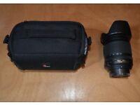 Nikon genuine AF-S 18-105mm VR zoom lens