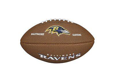 NFL Mini Football Baltimore Ravens von Wilson neu