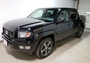 2012 Honda Ridgeline Sport | Local | Alloys | 4WD | New tires