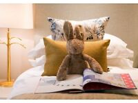 HOUSEKEEPER NEEDED @ THE CHARM BOUTIQUE HOTEL. START ASAP @ £7.20/HOUR PLUS BONUS !!!
